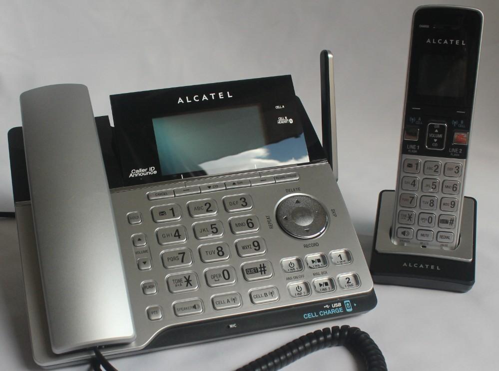 2 Line Corded Phone