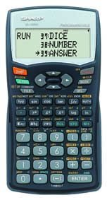 Sharp Scientific Calculators