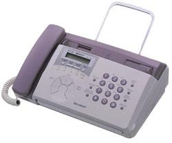 sharp phone fax answering machine