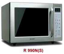 sharp R-990N