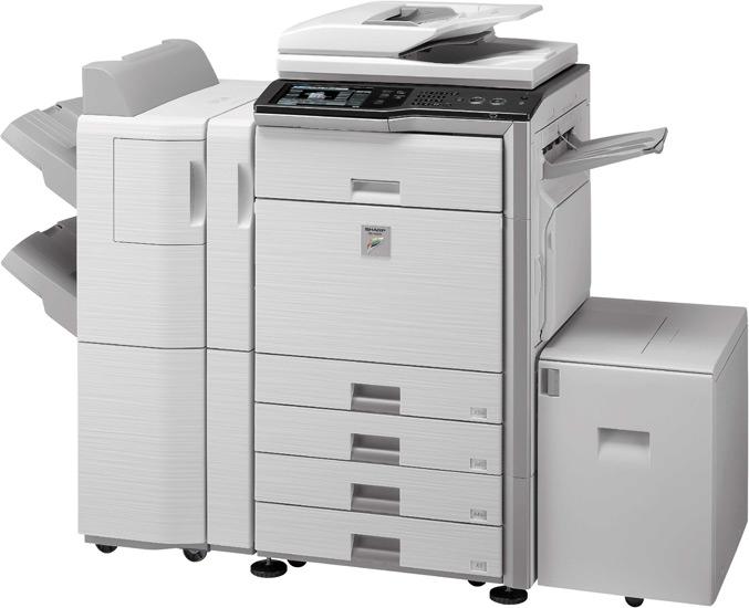 Sharp MX-M753 Printer XPS Driver Windows XP