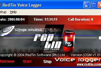 voicelogger redtin