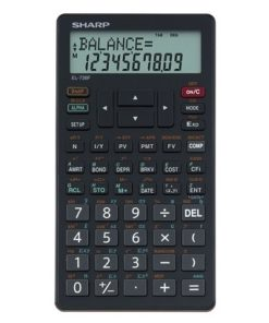 Sharp Financial Calculators