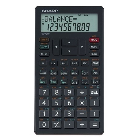 sharp el 738 financial calculator sharp el738 recommended by unisa rh sharpsa co za sharp financial calculator el-733a manual sharp financial calculator guide