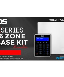 IDS Xseries alarm 16 zone base kit