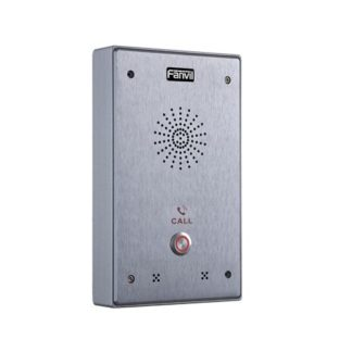 Single button IP door intercom fanvil-i12