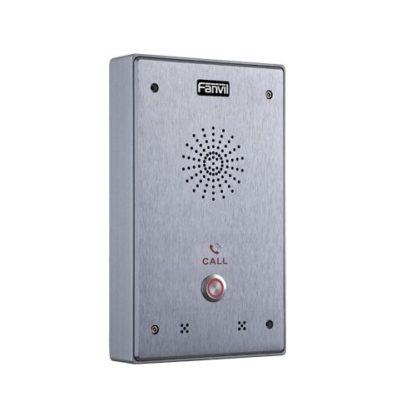 Single button IP door intercom fanvil-i12
