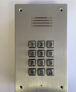 multi button analog door phone