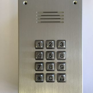 multi button analog door phone