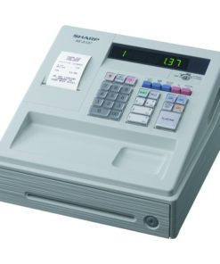 small business cash register sharp xe-a137